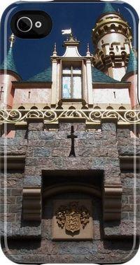 Castle iPhone 4S case