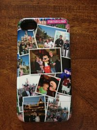 Family Collage iPhone 4S case