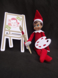 Artist Elf